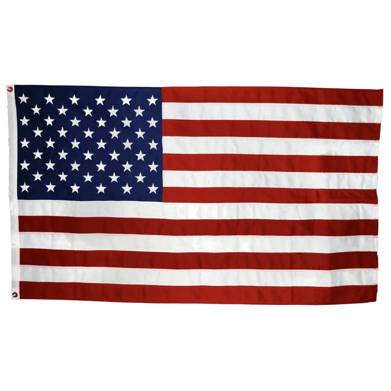 Cotton American Made American Flag